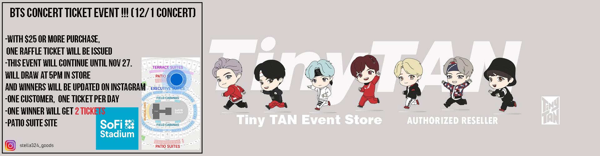 STELLA324 Main Banner 2 - BTS Concert Event