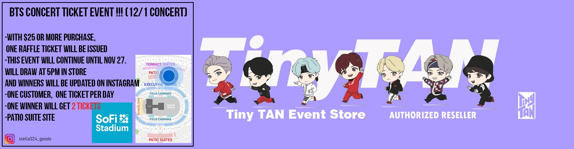 STELLA324 Main Banner 1 - BTS Concert Event